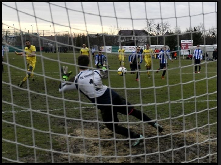 Spectacol fotbalistic ,in deplasare . FC Aninoasa-Petrolul Ploiesti 1 -7