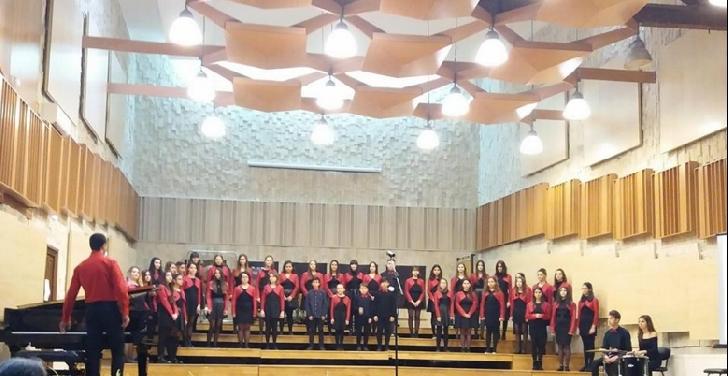 Vineri , 16 martie 2018 la Filarmonica Paul Constantinescu din Ploieşti s-a desfăşurat Olimpiada Naţională Corală, Faza Zonală