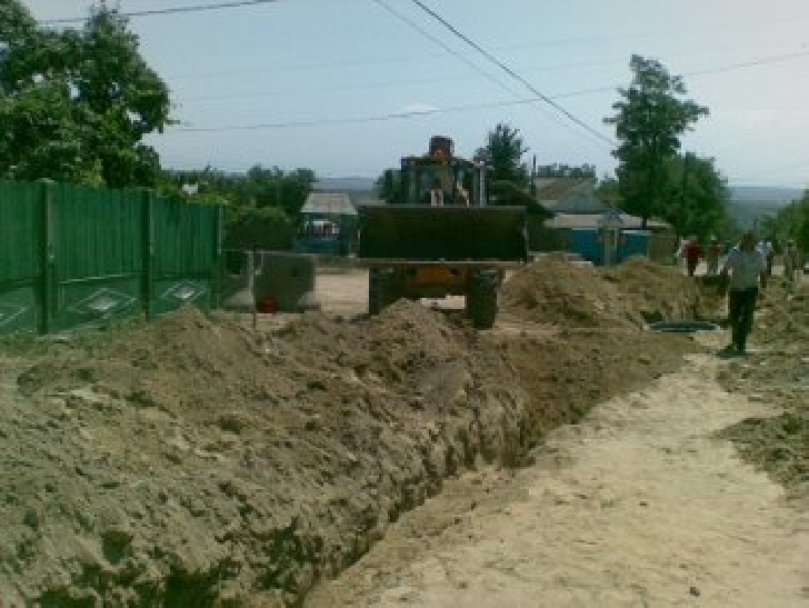 Amenzi pentru neregulile depistate la lucrările reţelelor edilitare