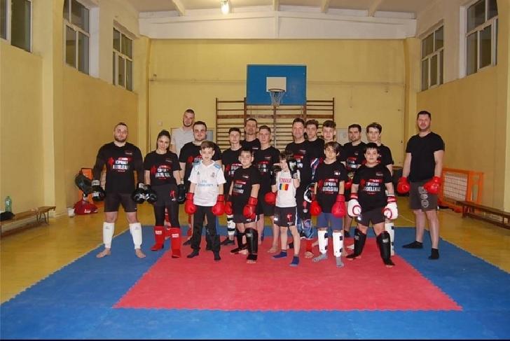 Ciprian Ardeleanu TEAM, are ca scop promovarea sportului de de contact din Prahova