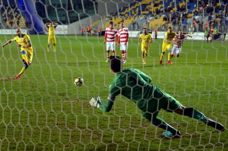 Victorie cu emotii . FC Petrolul Ploieşti – CS Tunari 1-0