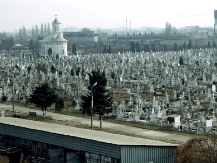 SGU Ploiesti-Accesul in cimitire