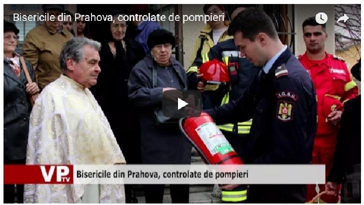 Personalul Inspecţiei de Prevenire din cadrul I.S.U. Prahova a început controalele de prevenire la unităţile de cult din judeţ