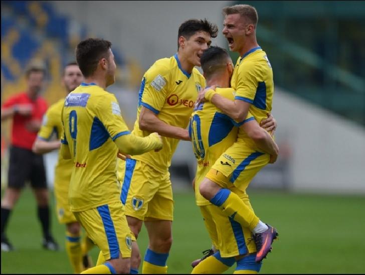Victorie la scor,inainte de Paste . FC Petrolul Ploieşti – Concordia Chiajna 2  4-0