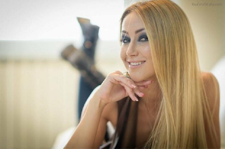 Nicoleta Dospinescu (Nicole) de la muzică la zbor...