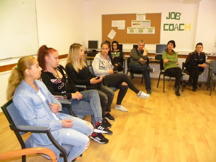 """Campanie de prevenire a infracţionalităţii """"Mesaje din detenţie pentru tinerii din comunitate"""""""