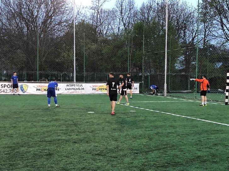 Viitorul Ploieşti, la a doua victorie consecutivă în campionatul de minifotbal