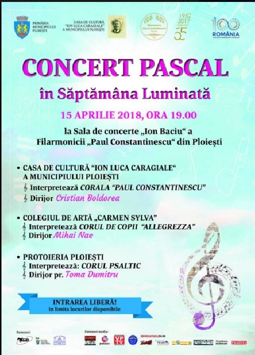 Weekend plin la Filarmonica