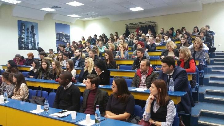 Evenimente organizate de UPG din Ploieşti în perioada 18-20 aprilie 2018