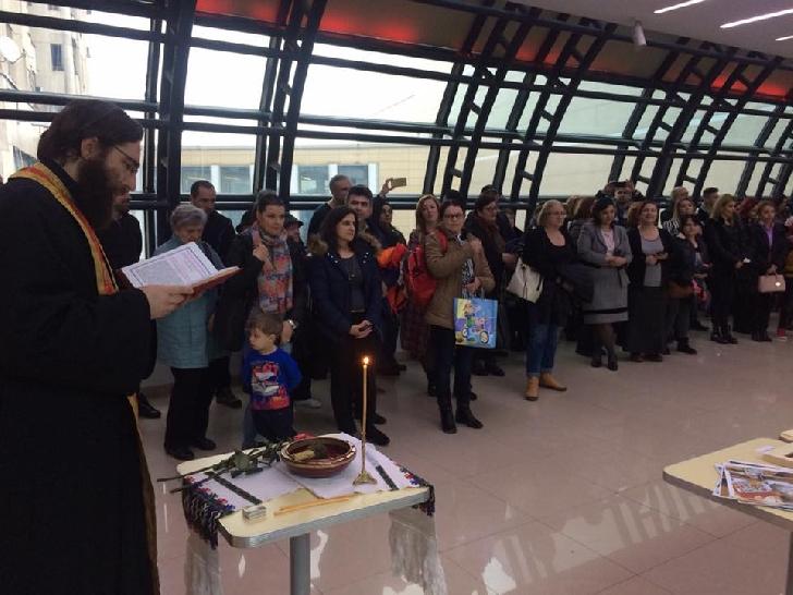 Proiect educaţional Ferestre deschise spre cer – Icoane pe sticlă