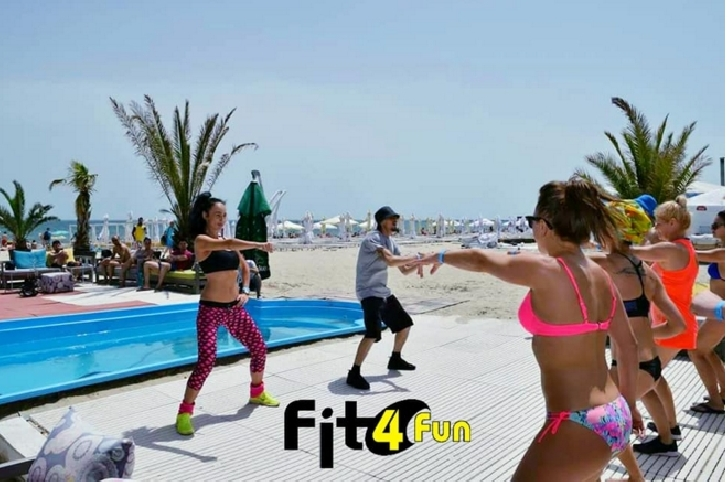 Week-end Fit4Fun la Jupiter