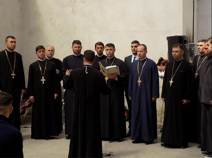 La Penitenciarul Ploiesti a avut loc un concert de muzica religioasa