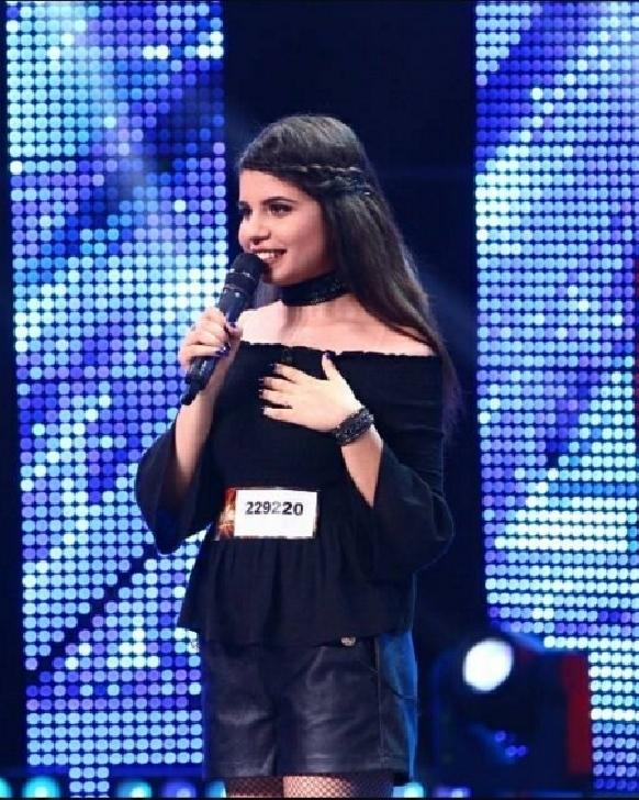 Ruxandra Grigore , ploieşteanca de la Eurovision. (foto şi video)
