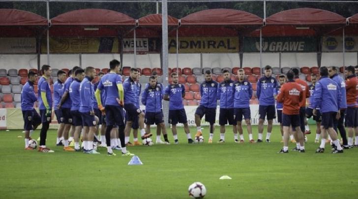 FRF  a pus in vanzare biletele pentru meciul amical,Romania – Finlanda