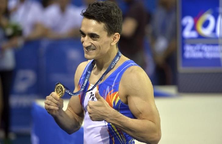 Federaţia Română de Gimnastică îi urează însănătoşire grabnică lui Marian Drăgulescu