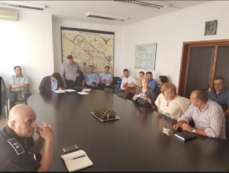 Masuri stabilite de Comitetul Local pentru Situaţii de Urgenţă ca urmare a emiterii avertizării meteorologice de cod portocaliu pentru judeţul Prahova