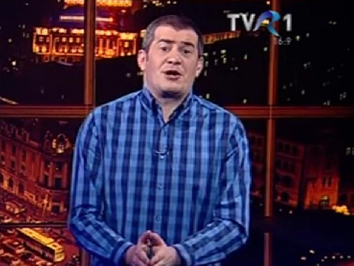 Cenzura la TVR.Jurnalistul ploiestean,Dragos Patraru a fost dat afara