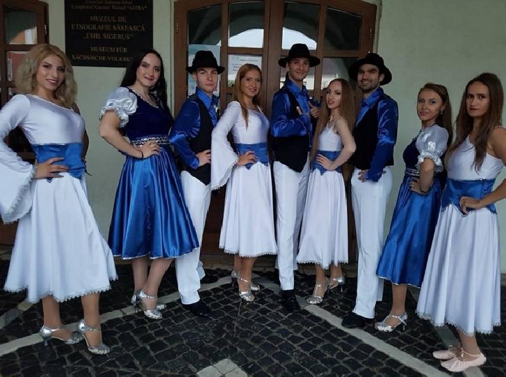 """6 premii pentru trupele de dans """"ATLANTIS"""" şi """"HAPPY DANCE"""" ale CCS Ploieşti, la """"SIBIU DANS FESTIVAL"""""""