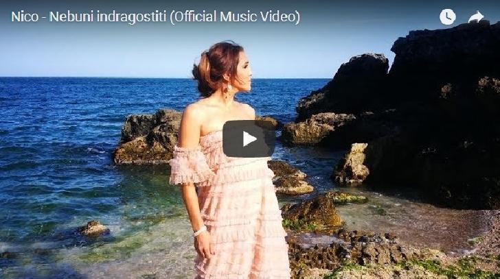 """Ploieşteanca Nico (Nicoleta Matei ) a lansat un nou videoclip: """"Nebuni îndrăgostiţi"""""""