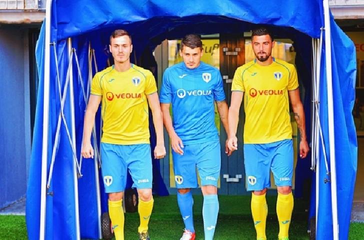 FC Petrolul Ploieşti va îmbrăca echipamentul  Joma si in liga a 2 a