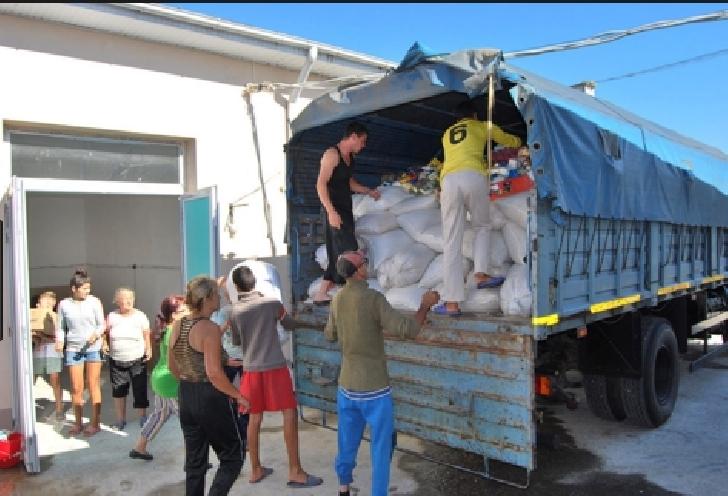 Primăria Municipiului Ploieşti , campanie de strângere de ajutoare pentru sinistraţii inundaţiilor din ultima perioadă