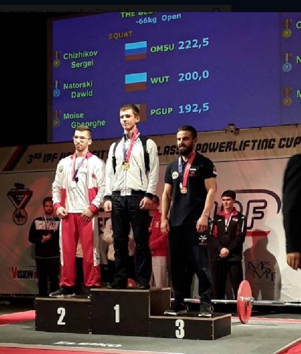 Un student de la UPG Ploieşti a fost medaliat  la Campionatele Mondiale Universitare din Cehia