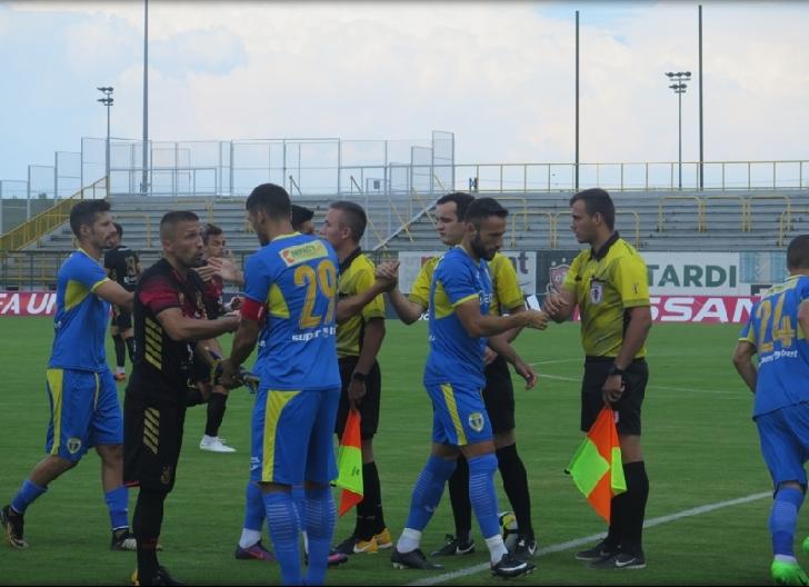 Petrolul Ploiesti a pierdut la limta meciul amical cu HNK Gorica