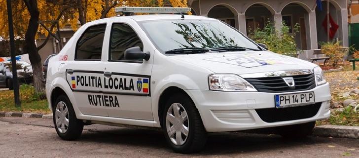 Informare Politia Locala Ploiesti .Pachet suspect detinut de un barbat din Ploiesti