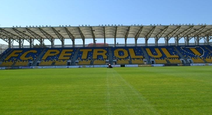 """Stadionul """"Ilie Oana """"va putea găzdui meciuri oficiale de Liga a II-a în sezonul 2018-2019"""