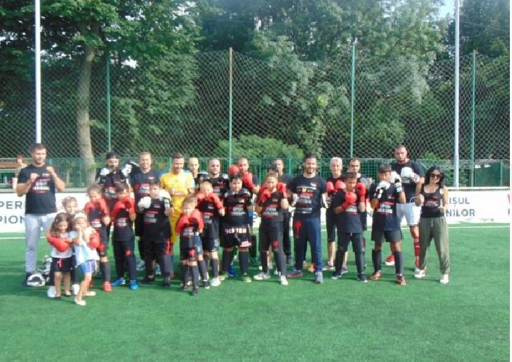 Evenimentul Sport si miscare pentru copii de la O.U.Concordia Romania,a fost un succes