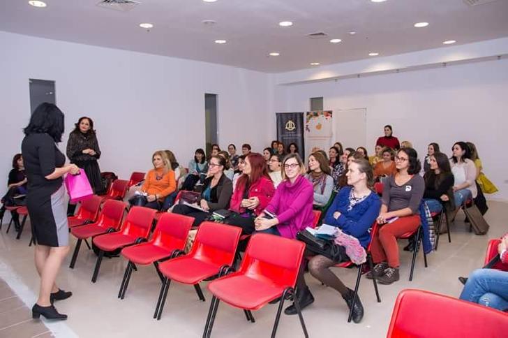 Mamele antreprenor din Ploieşti s-au organizat într-un business hub