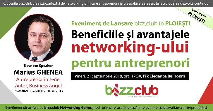 Lansare BizzClub Ploiesti