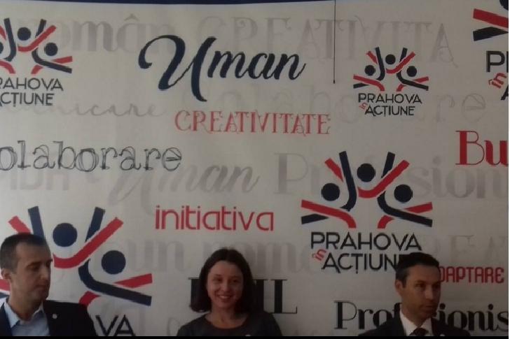 """""""Prahova în acţiune"""", un proiect pentru comunitatea locală"""