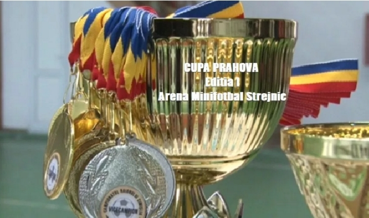 Cupa Prahova-editia 1 . Programul grupelor