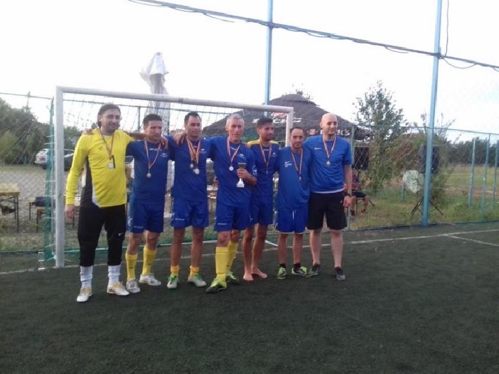 Chedra Tax a castigat prima editie a Cupei Prahova la mini fotbal.Cine au mai fost laureatii