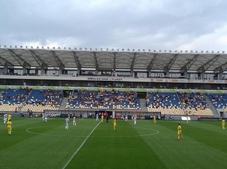 Lupii galbeni ,a treia victorie consecutiva. FC Petrolul Ploieşti – ASU Politehnica Timişoara 2-0 (0-0)