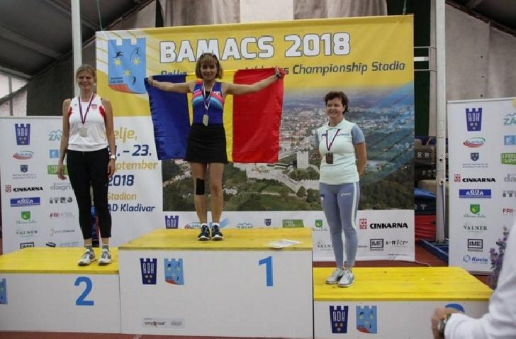 Ion Marian şi Mioara Facaoaru, rezultate remarcabile la Balcaniada Master de atletism de la Celje (Slovenia)