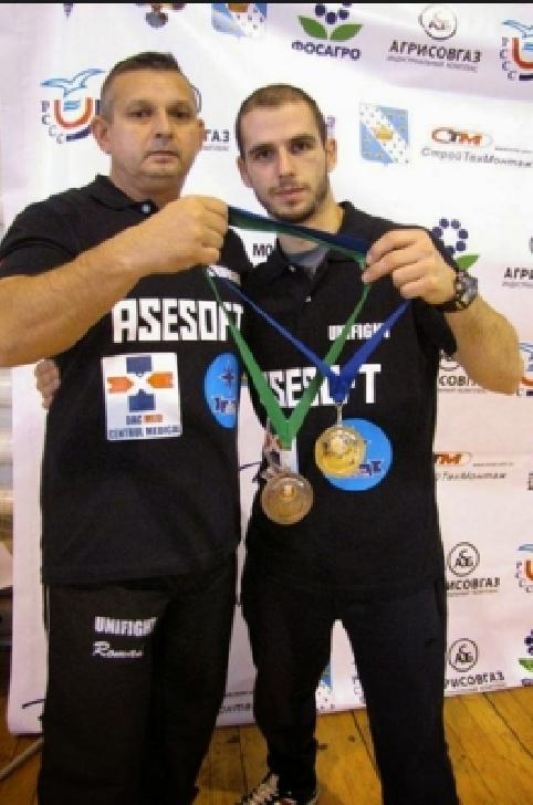 EXCLUSIV Sensei Radu Adrian Teodorescu îşi va face echipa de kickboxing în Anglia