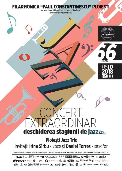 Astazi se deschide stagiunea de jazz a Filarmonicii