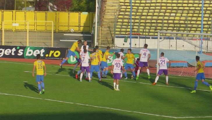 Infrangere dureroasa in Trivale. FC Arges Pitesti-Petrolul Ploiesti 3-0