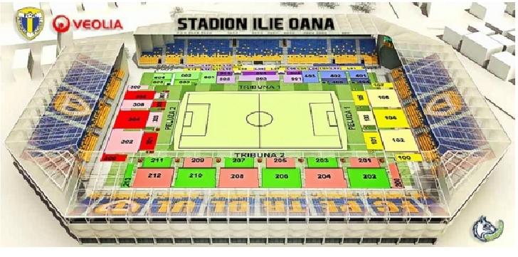 Programul caselor de bilete pentru meciul dintre Petrolul Ploiesti – Luceafarul Oradea