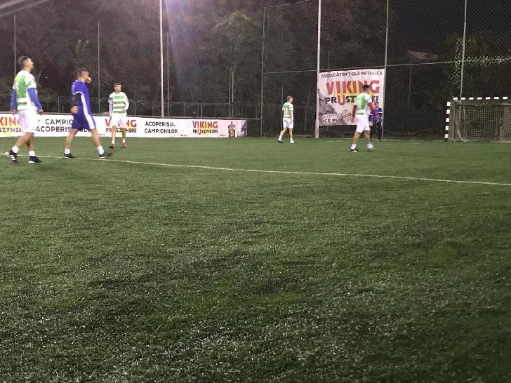 Scor fluviu pe terenul lui SystemBau, şi Chedra rămâne lidera campionatului de minifotbal