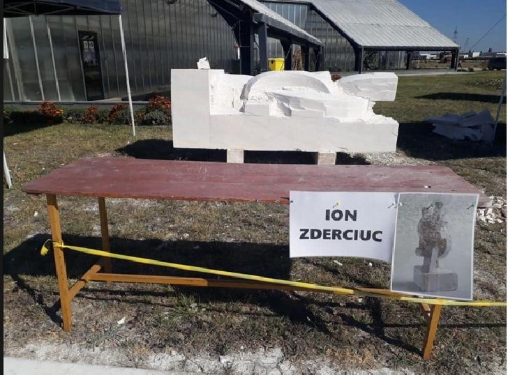 7 artişti participa la Tabera Naţionale de Sculptură Monumentală – România 100 – Ploieşti 2018