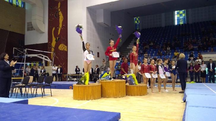 Rezultatele din primele doua zile de la CN de gimnastica  Ploiesti
