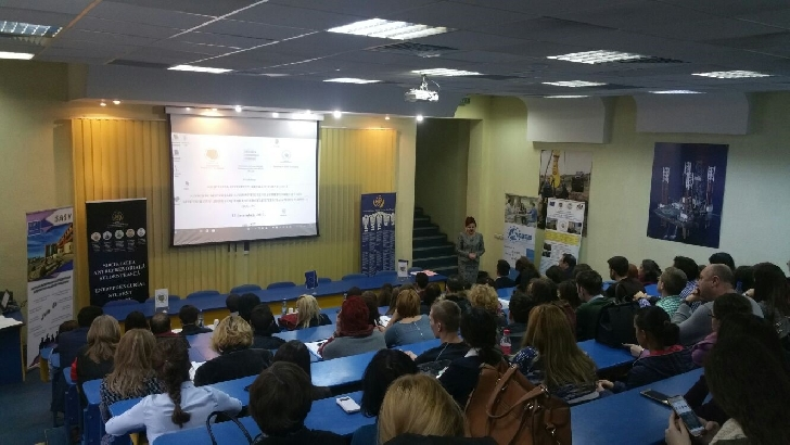 "SAS-UPG- Motor de dezvoltare a competenţelor antreprenoriale ale tinerilor SMART"""