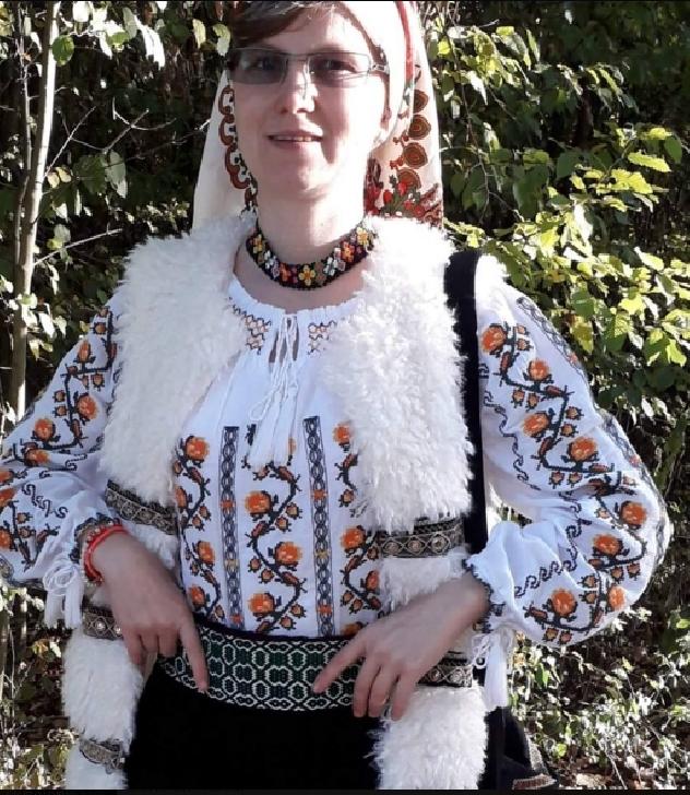 Ioana Octavia Tudoran, o stea a oraşului Câmpulung Muscel
