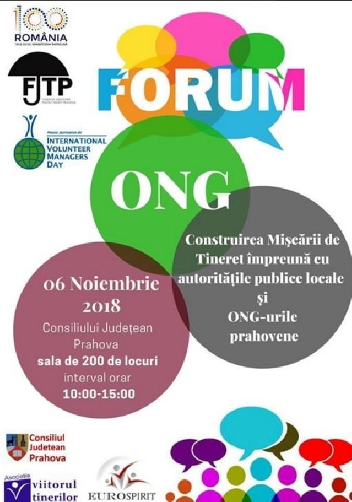 Forumul ONG Prahova,editia a X a