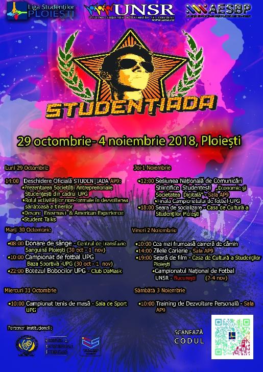 Incepe Festivalul studentesc