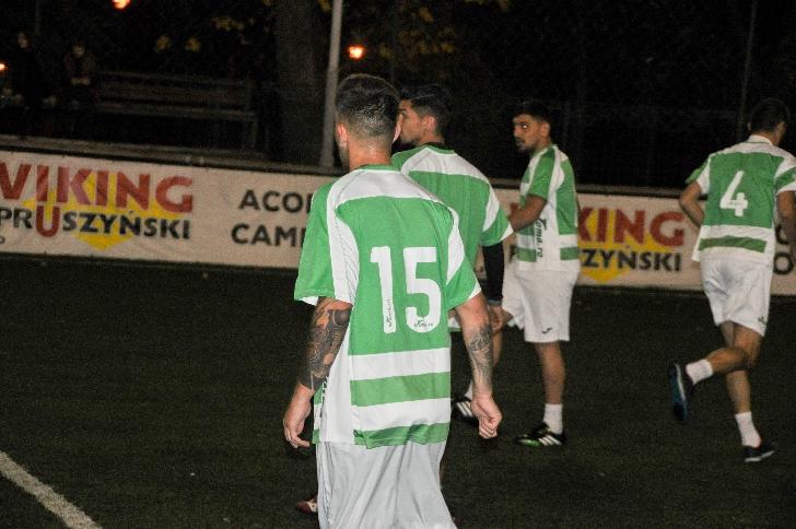 "Chedra ""a stins"" lanterna Copacabana Stars. Cristian Mihăiţă a reuşit un hat-trick"