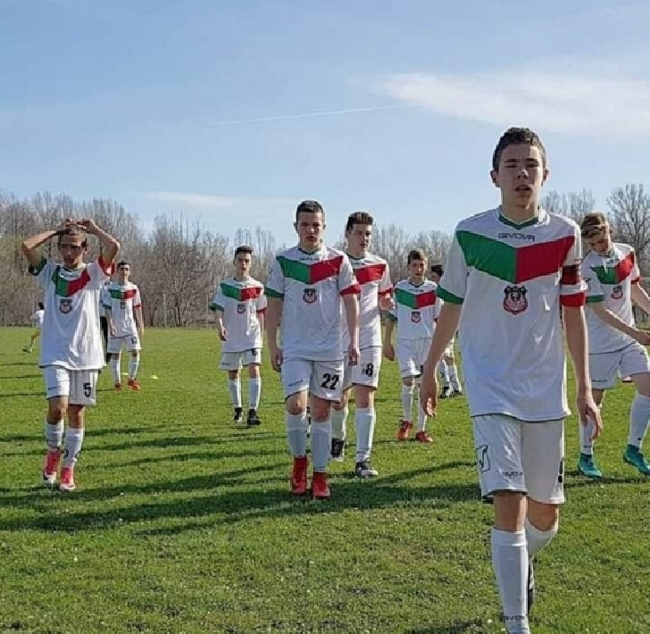 Astra Ploiesti-HM Campina 0-3 (juniori C )